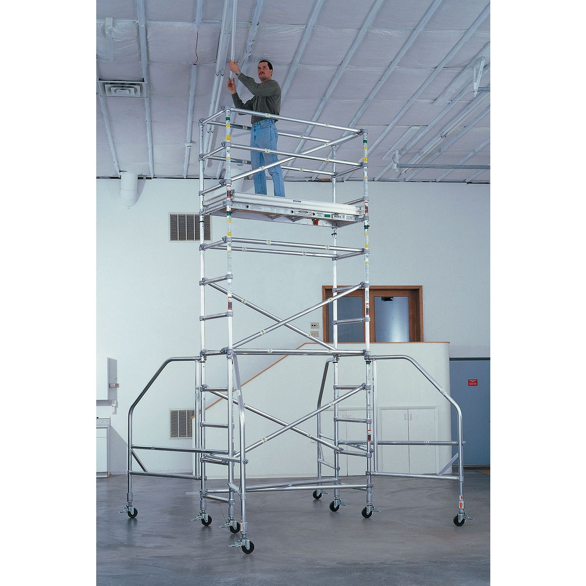 4101 12 Scaffold Towers Werner Us