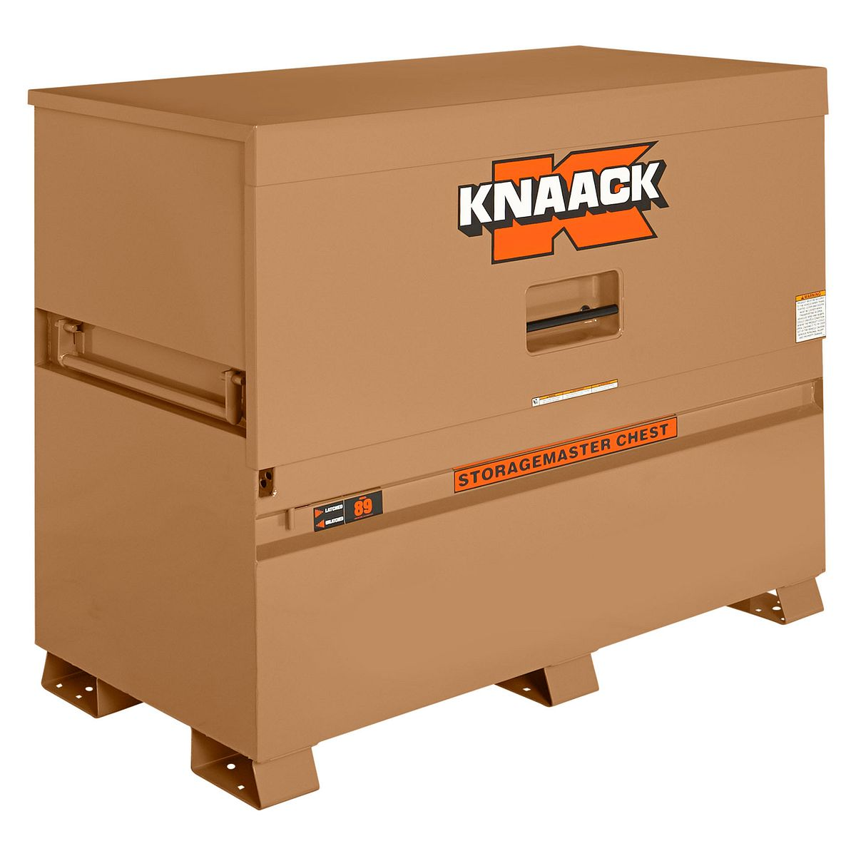 Model 89 STORAGEMASTER® Piano Box 47.8 cu ft  sc 1 st  Knaack & KNAACK Jobsite Storage