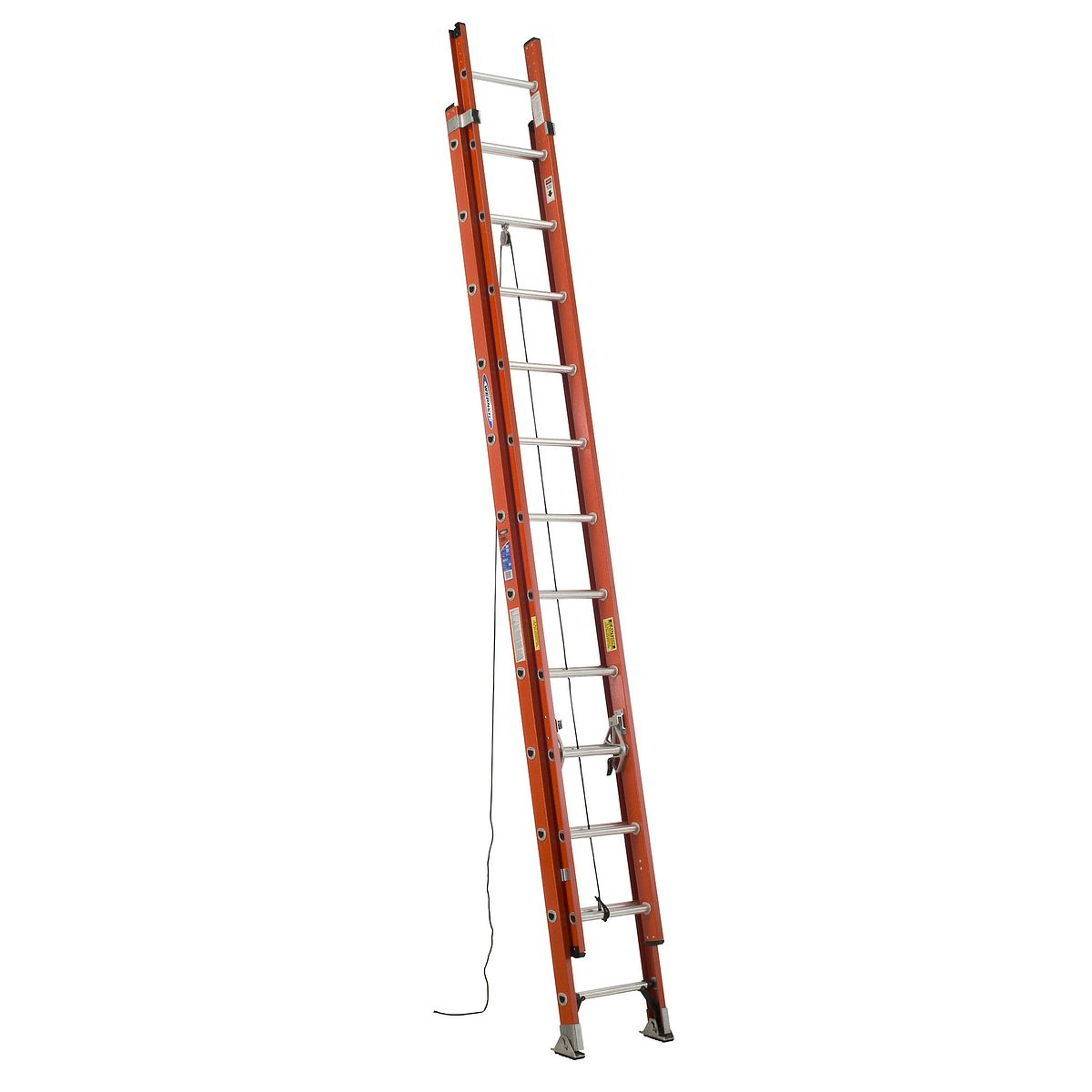 D6224 2 Extension Ladders Werner Us