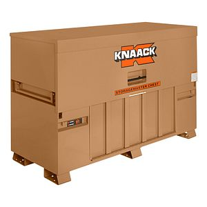 kna 91 KNAACK JOBSITE PIANO BOX WITH RAMP 72WX30DX46H 57.5 CU FT