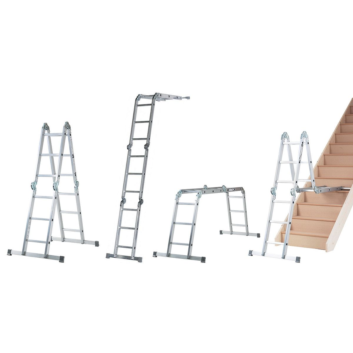 24044 Combination Ladders Abru Ladders And Rotary Dryers