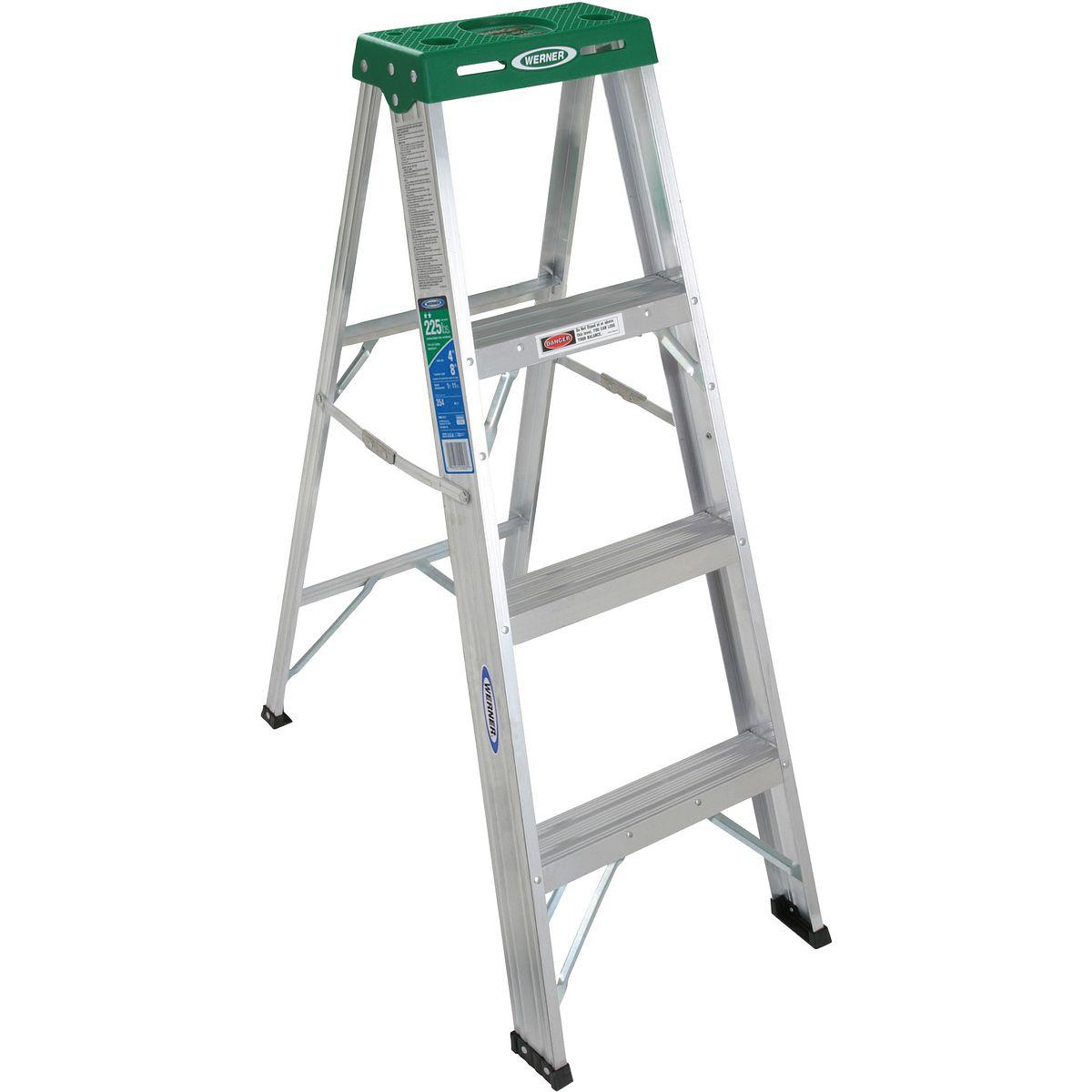 354ca Step Ladders Werner Ca