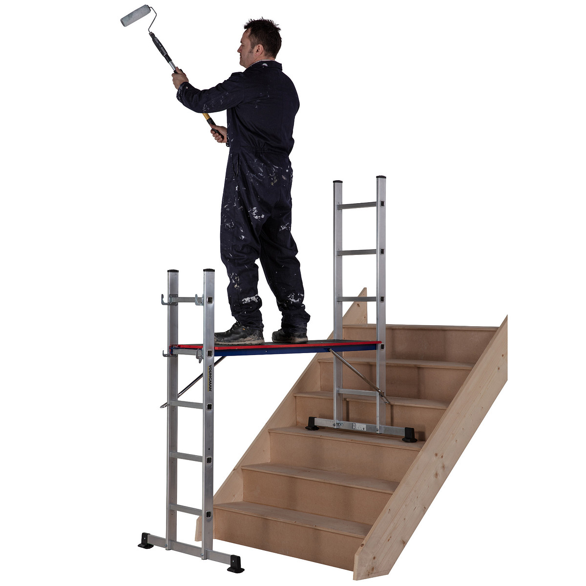 5101518 Combination Ladders Youngman Ladders And Access Equipment