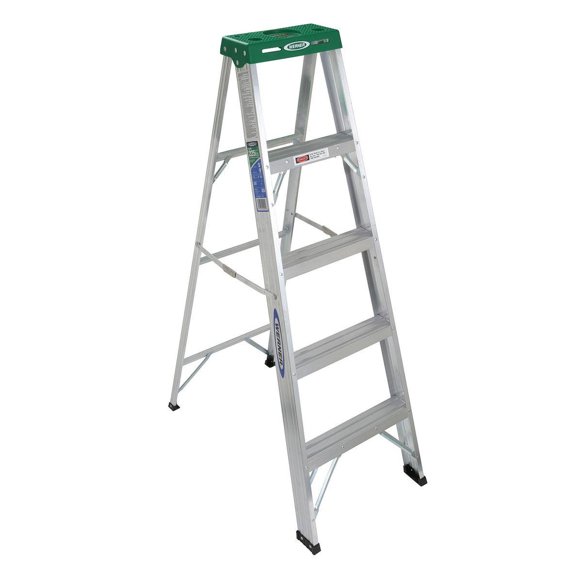 355nsca Step Ladders Werner Ca