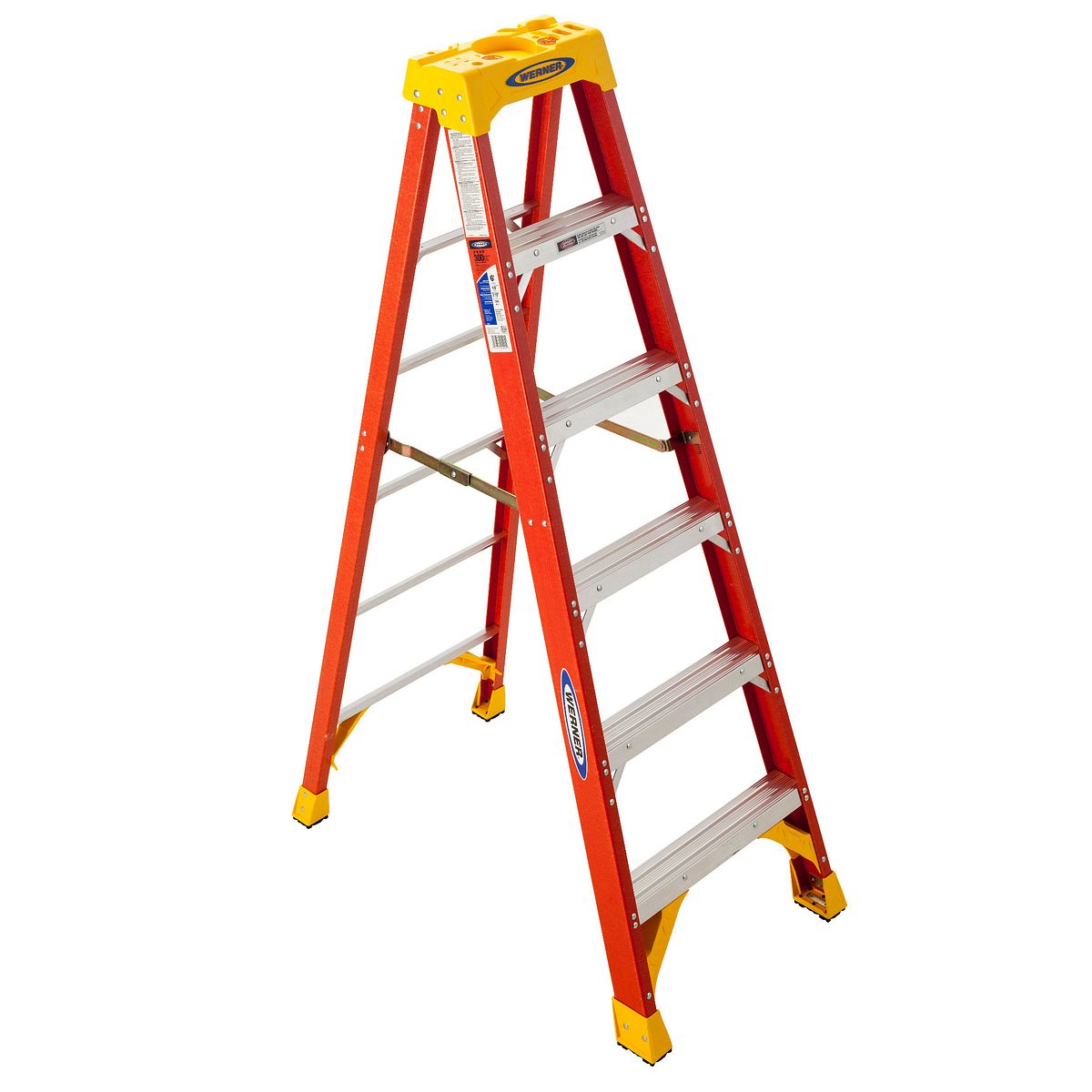 6206 Step Ladders Werner Us