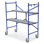 PS-48CA 4ft Rolling Scaffold 500lb Load Capacity
