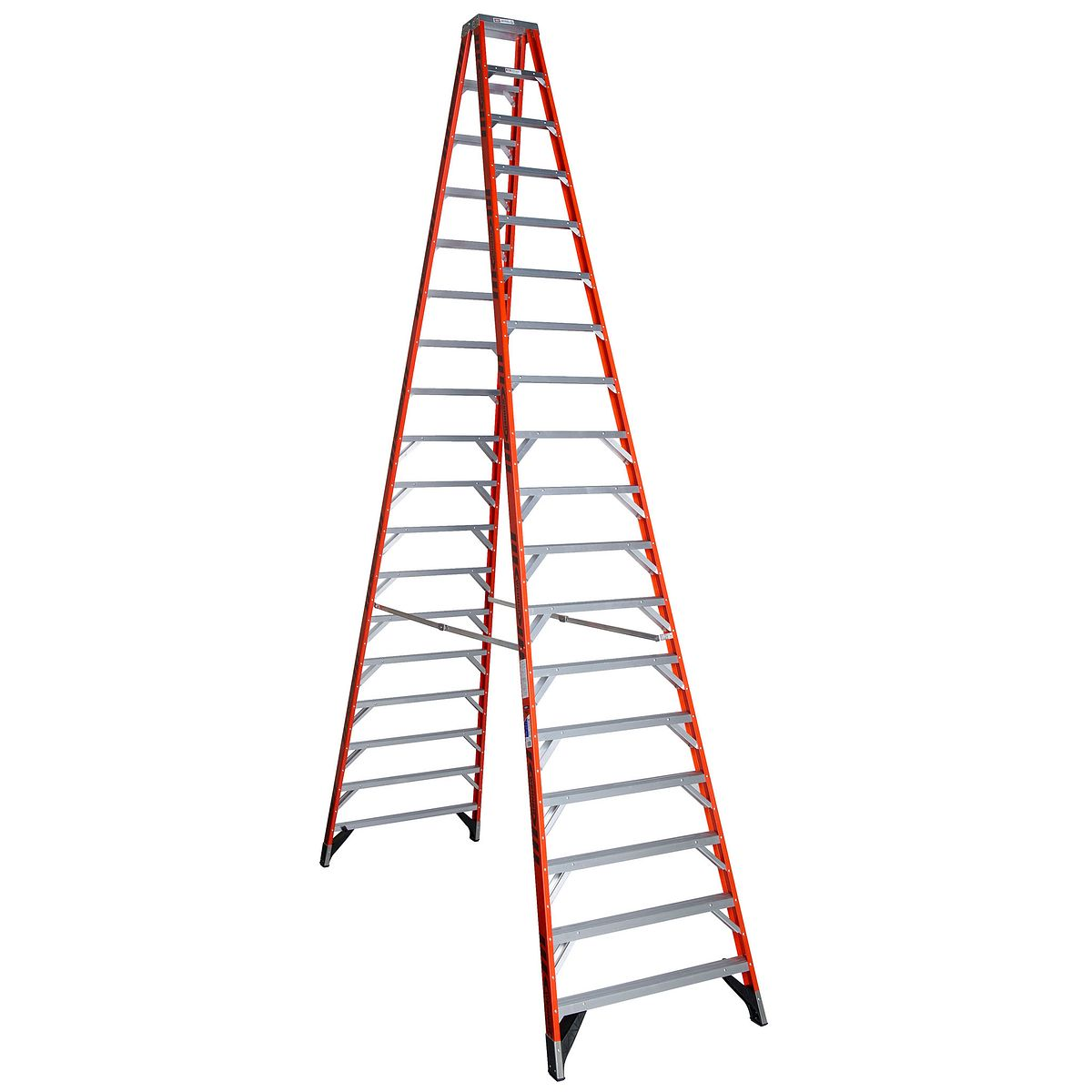 Strange T7418 Step Ladders Werner Us Creativecarmelina Interior Chair Design Creativecarmelinacom
