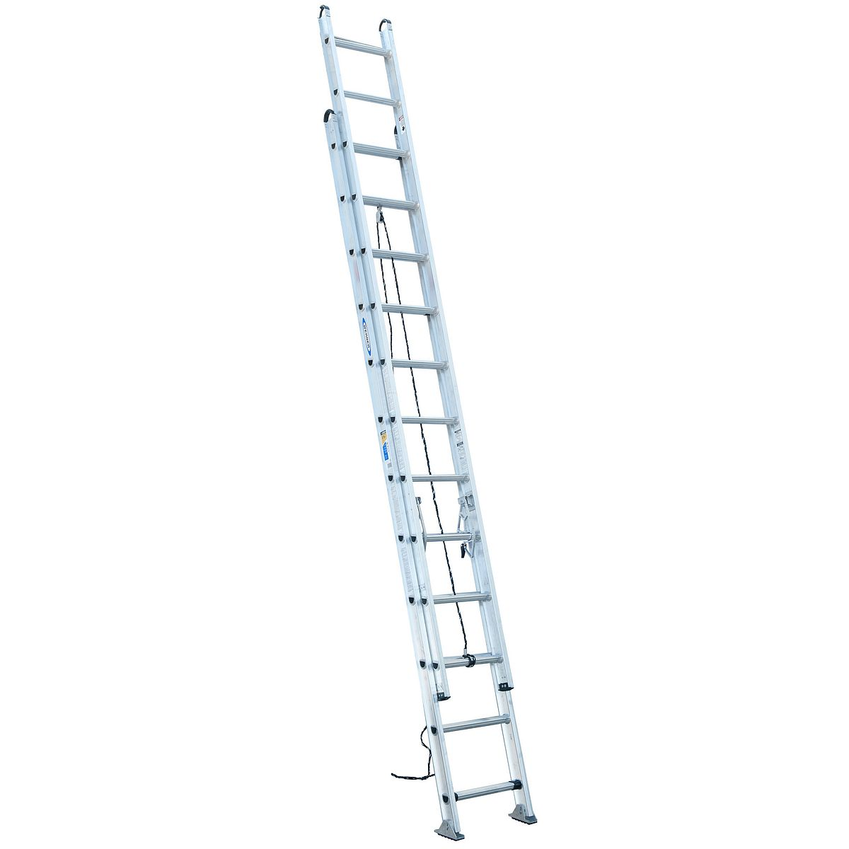 D524 2az extension ladders werner au for Escaleras extensibles