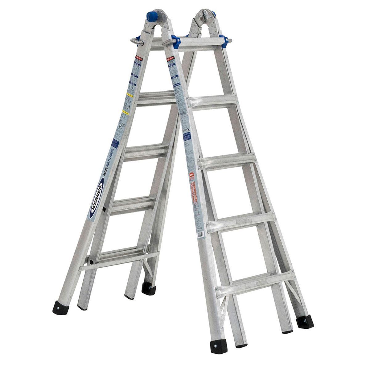 Mtiaa 22 Multi Purpose Ladders Werner Us