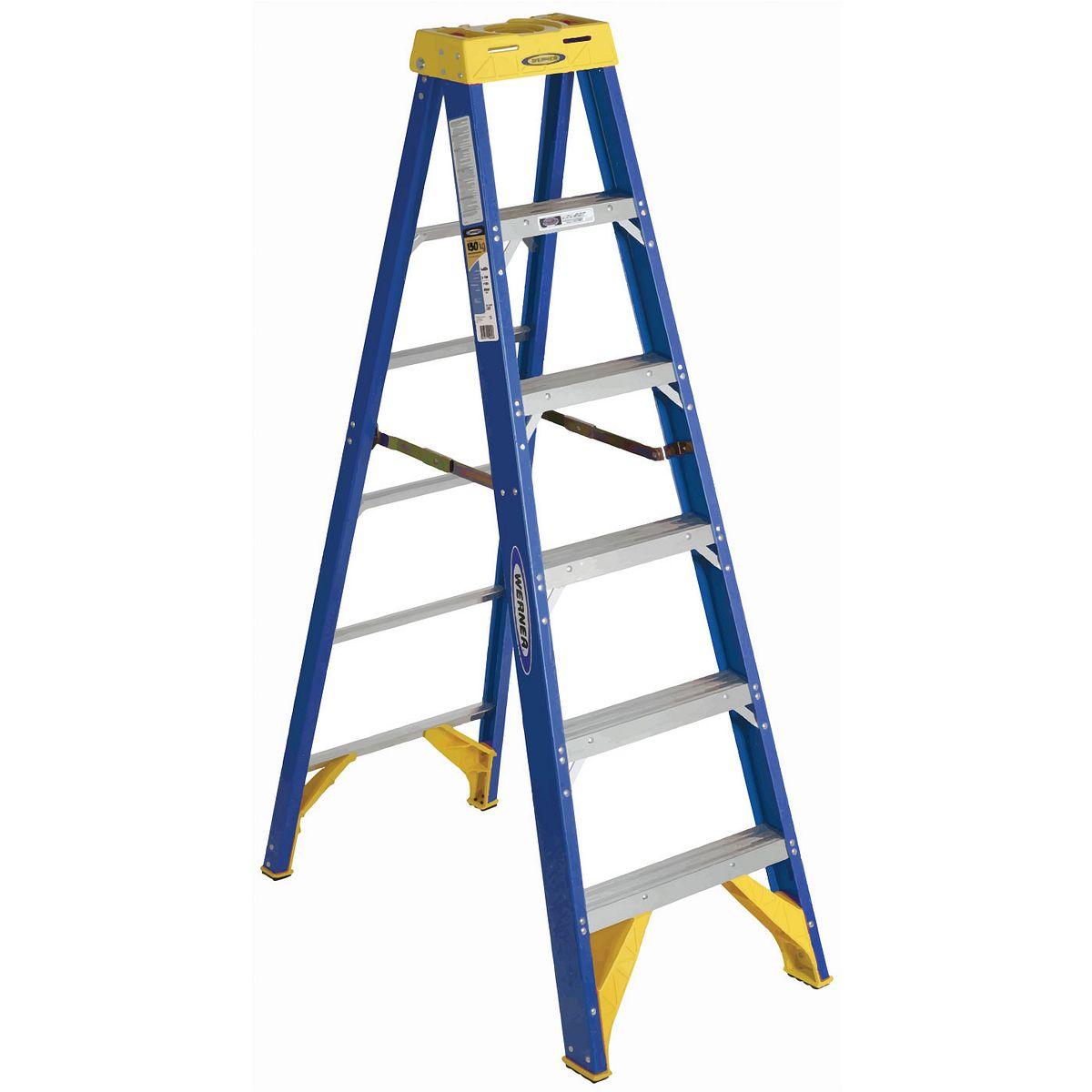 werner single side ladder