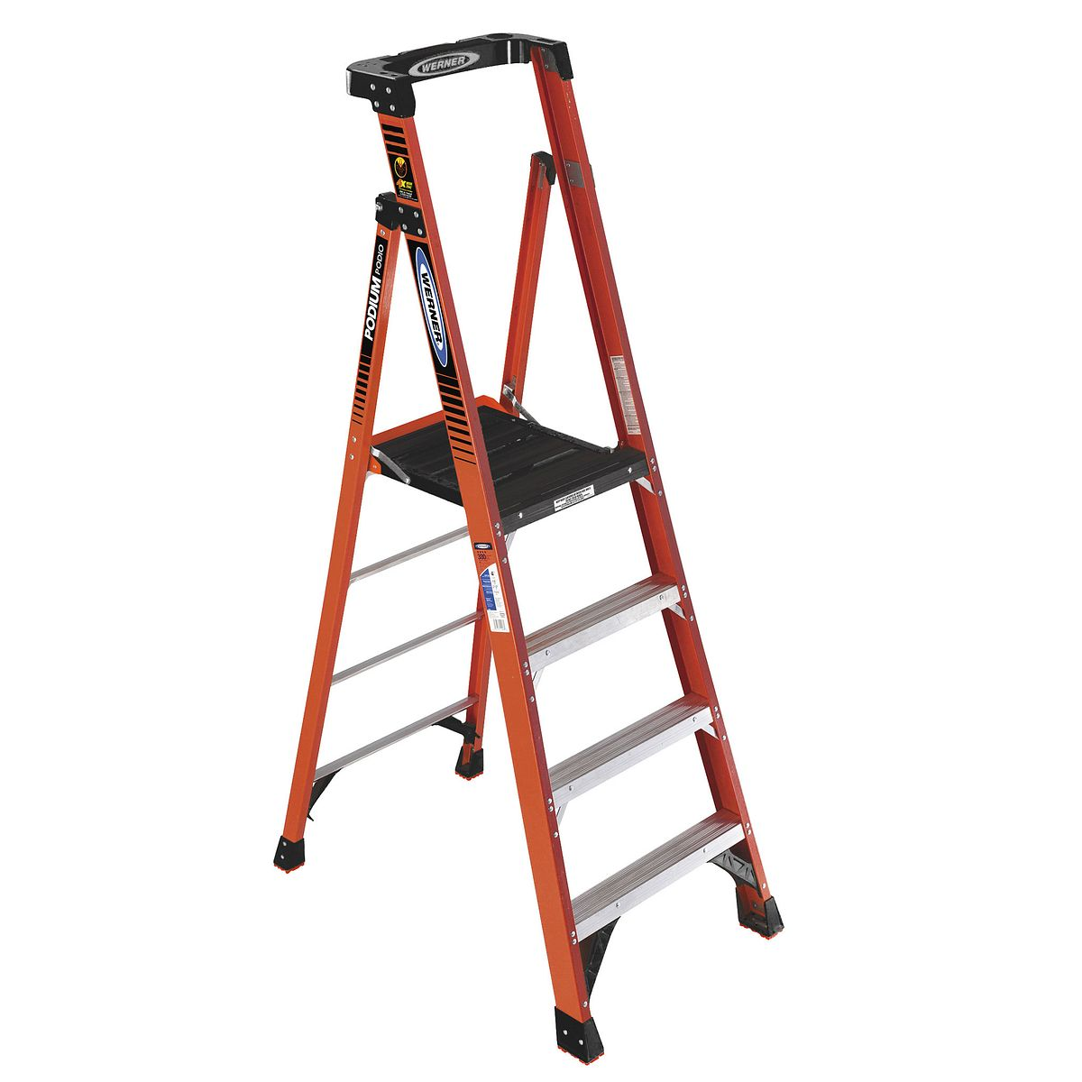 Pdia04 Step Ladders Werner Us