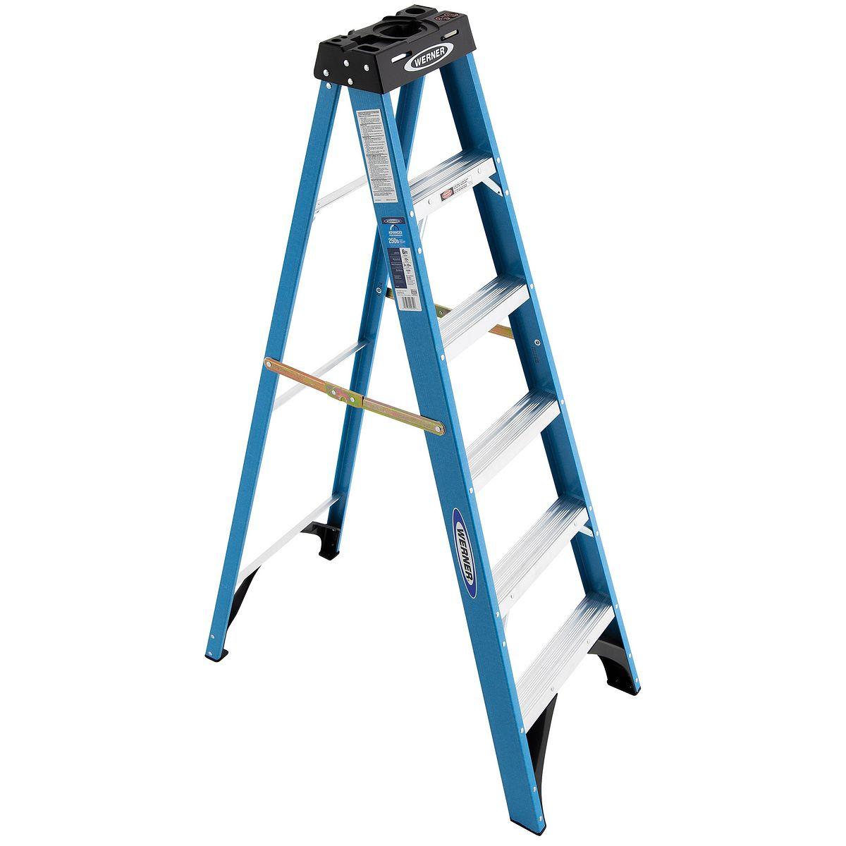 Fs107 Step Ladders Werner Us
