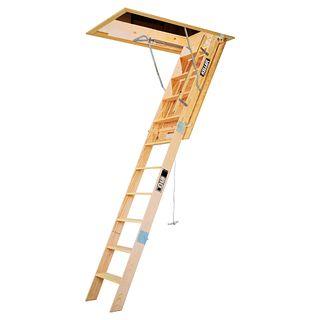 WH2210K Attic Ladders - Keller US