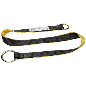 Werner, Cross Arm Strap (Web, O-Ring, D-Ring) - 2'