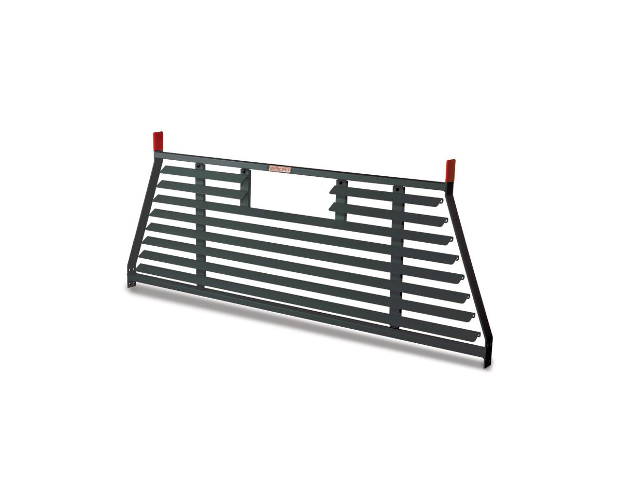 Weather Guard 1904-5-02 Louver Rack (Black)