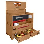 Model 89-DH STORAGEMASTER® Piano Box with Junk Trunk™and ThermoSteel™
