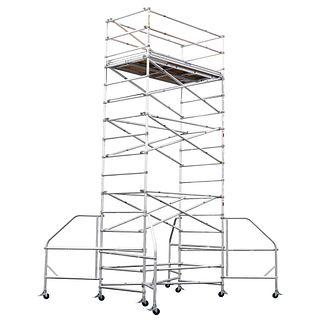 4203-18 Andamios de torres - Werner MX