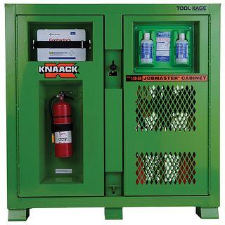 139-SK Jobsite Storage - Knaack CA