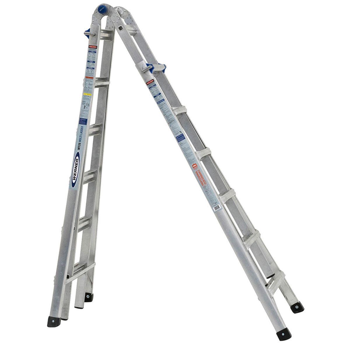 Mt 26 Multi Purpose Ladders Werner Us