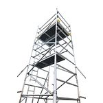BoSS Ladderspan 3T 0.85m (W) x 1.8m (L) 4.2m Platform Height