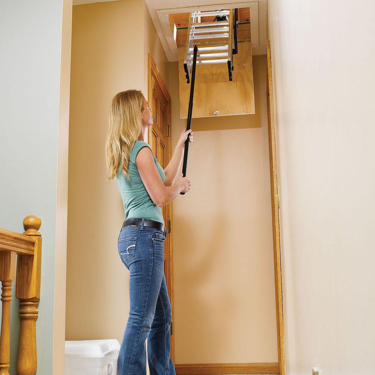 ... AA1510K Attic Ladders - Keller US ...  sc 1 st  Keller Ladder & AA1510K | Attic Ladders | Keller US