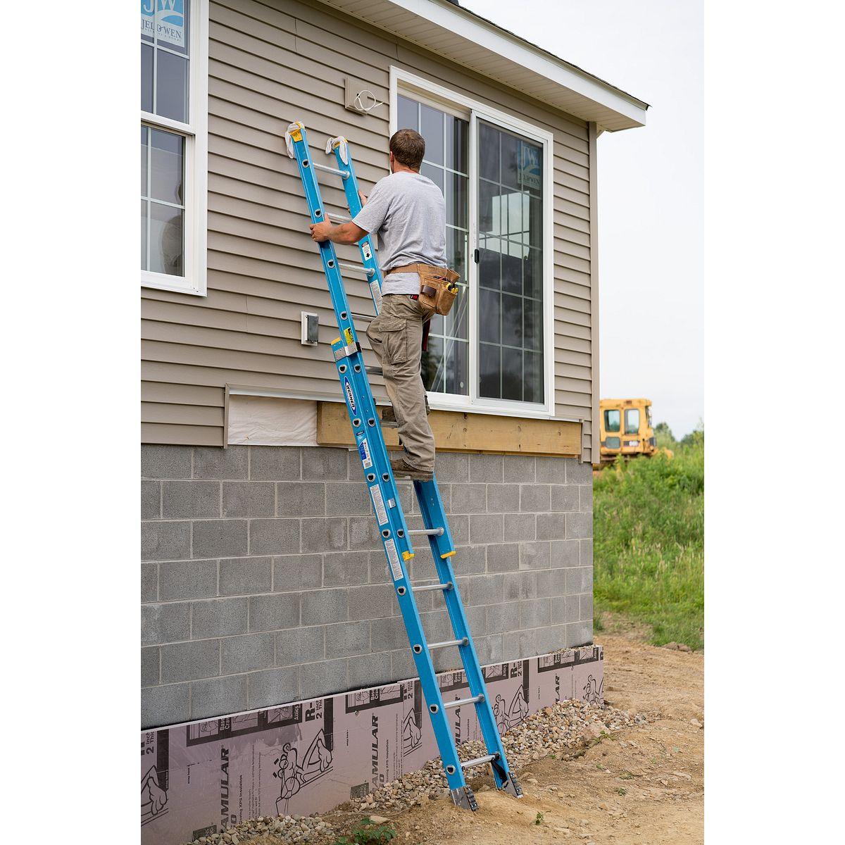 D6016 2 Extension Ladders Werner Us