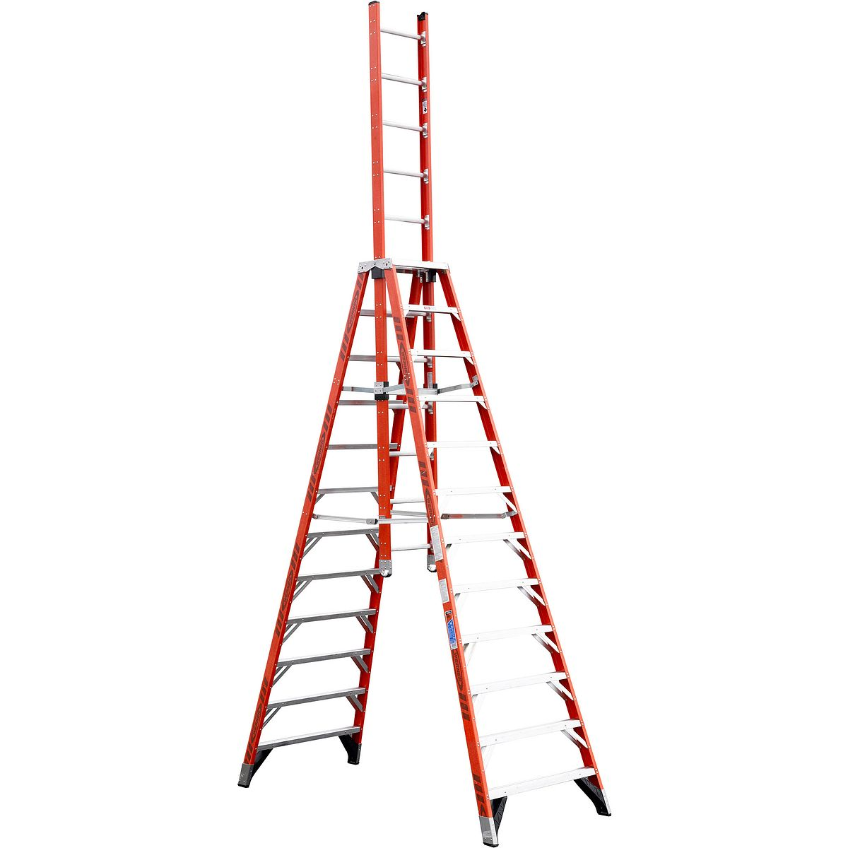 E7412 | Step Ladders | Werner US