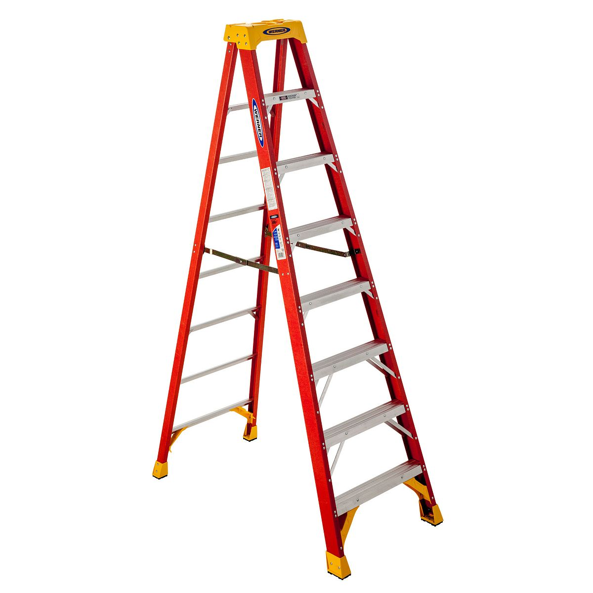 6208 Step Ladders Werner Us