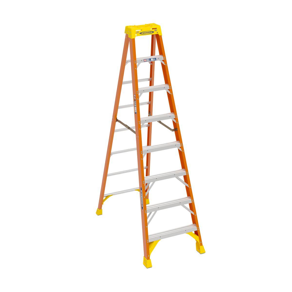 6208 | Step Ladders | Werner US