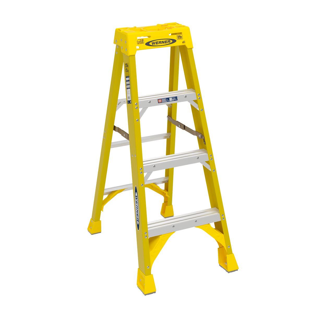 6304 Step Ladders Werner Us