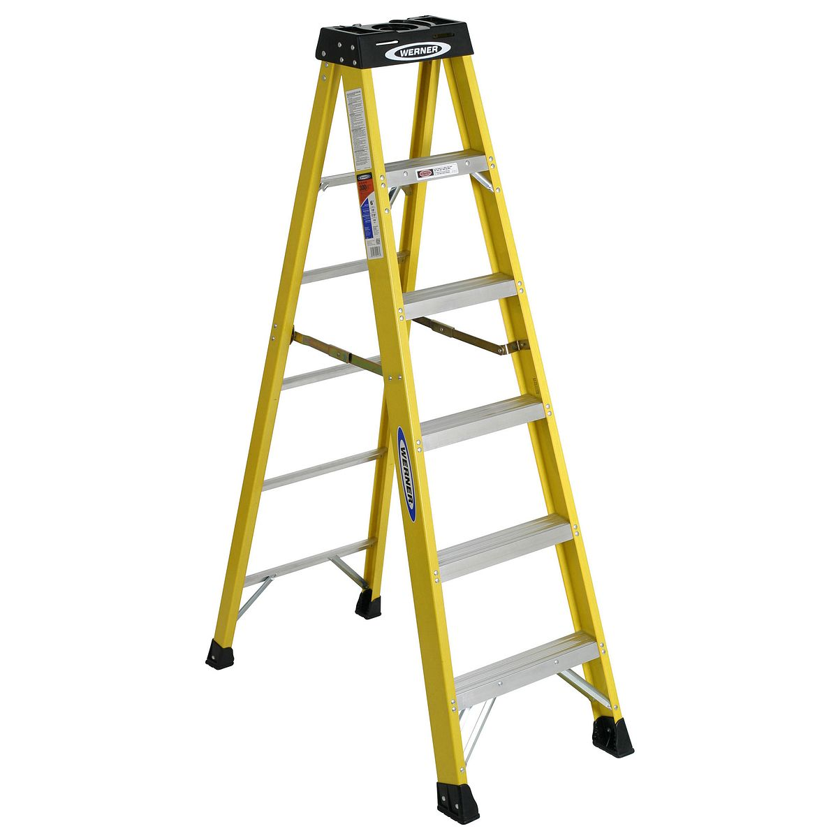 6106 Step Ladders Werner Us