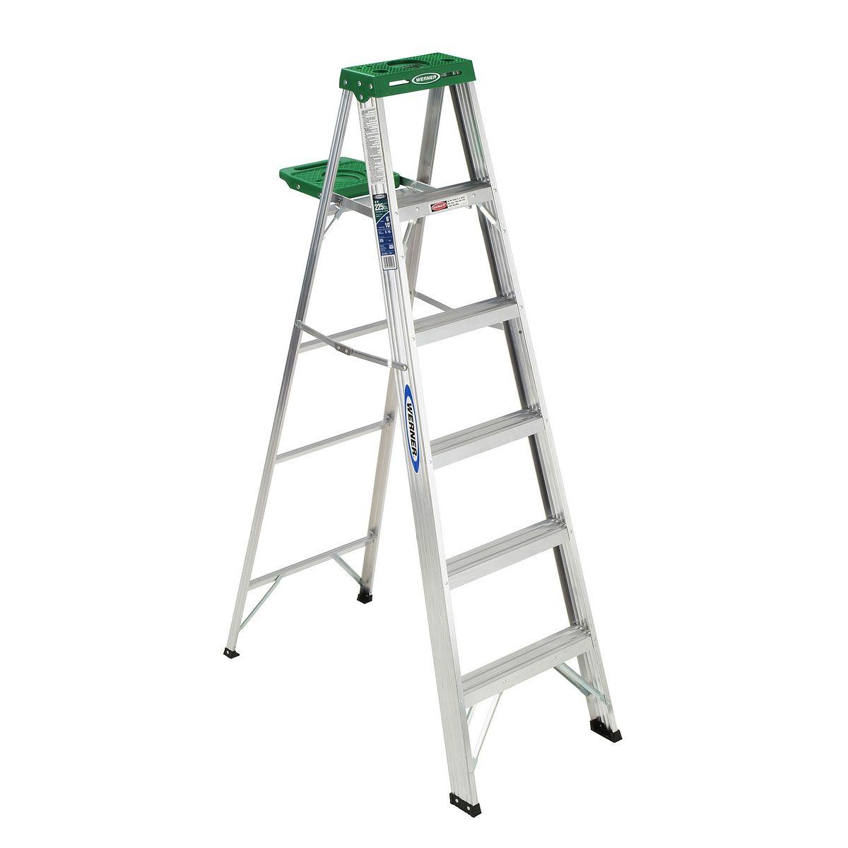 356 Step Ladders Werner Us