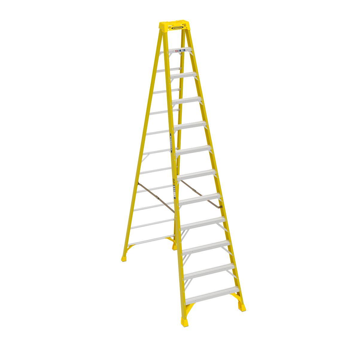6312 Step Ladders Werner Us