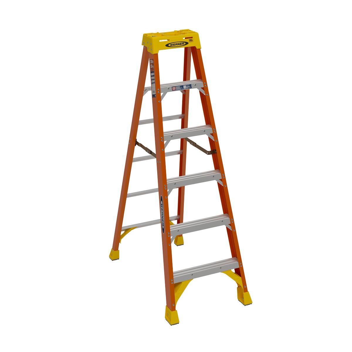Nxt1a06ca Step Ladders Werner Ca