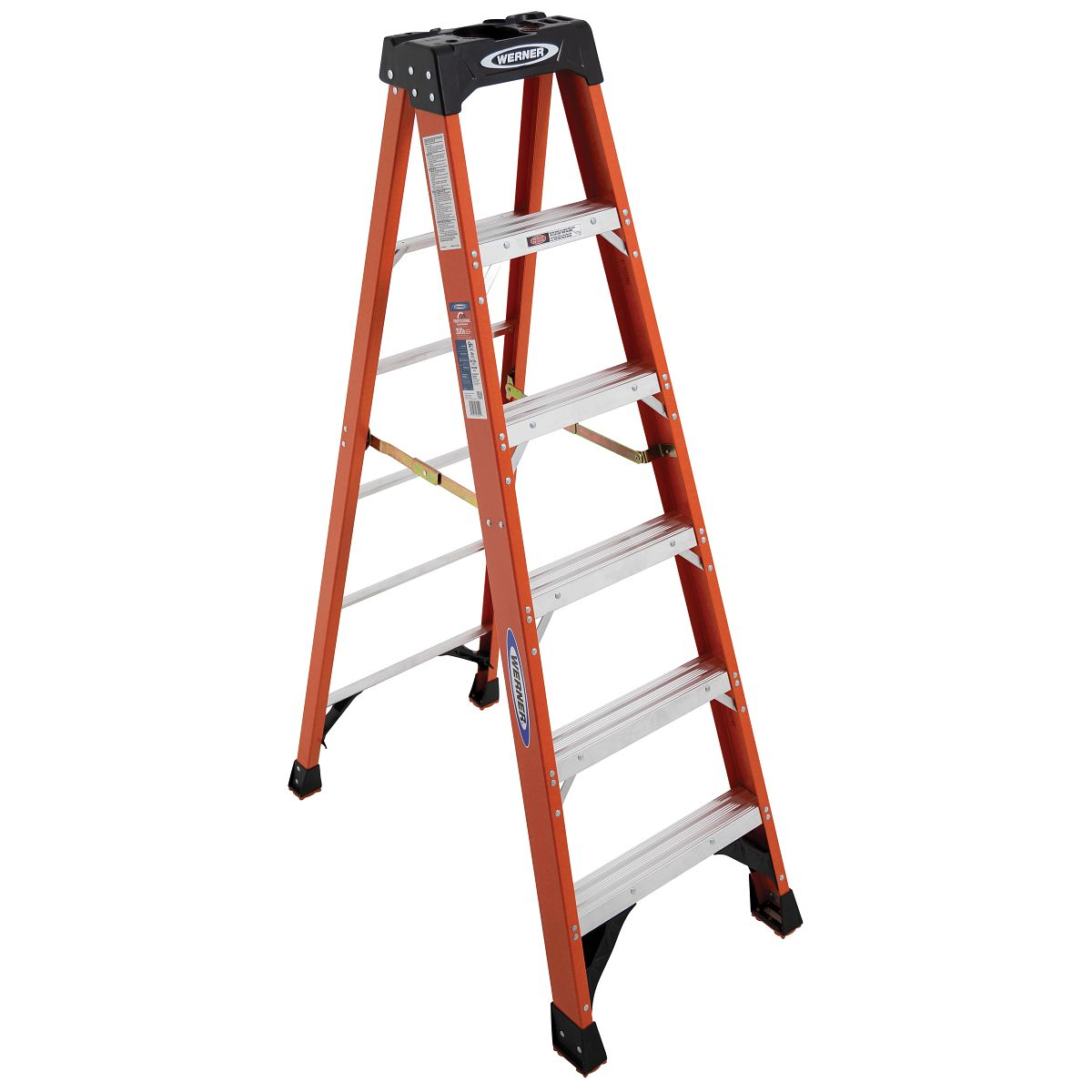 Stepladders - Werner Ladder