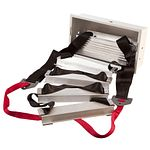 ESC330 3-Story Built-In Fire Escape Ladder