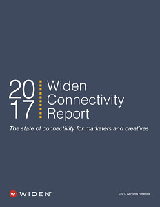 2017 Widen Connectivity Report