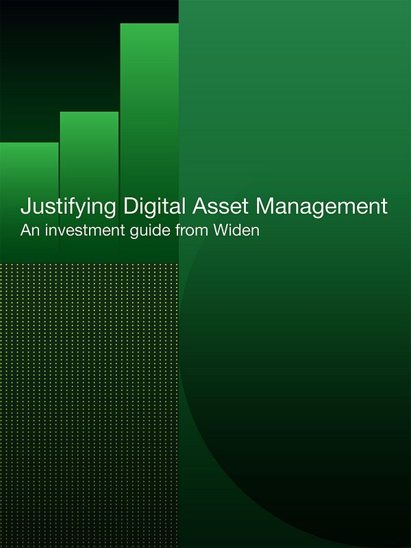 Develop your internal pitch for digital asset management