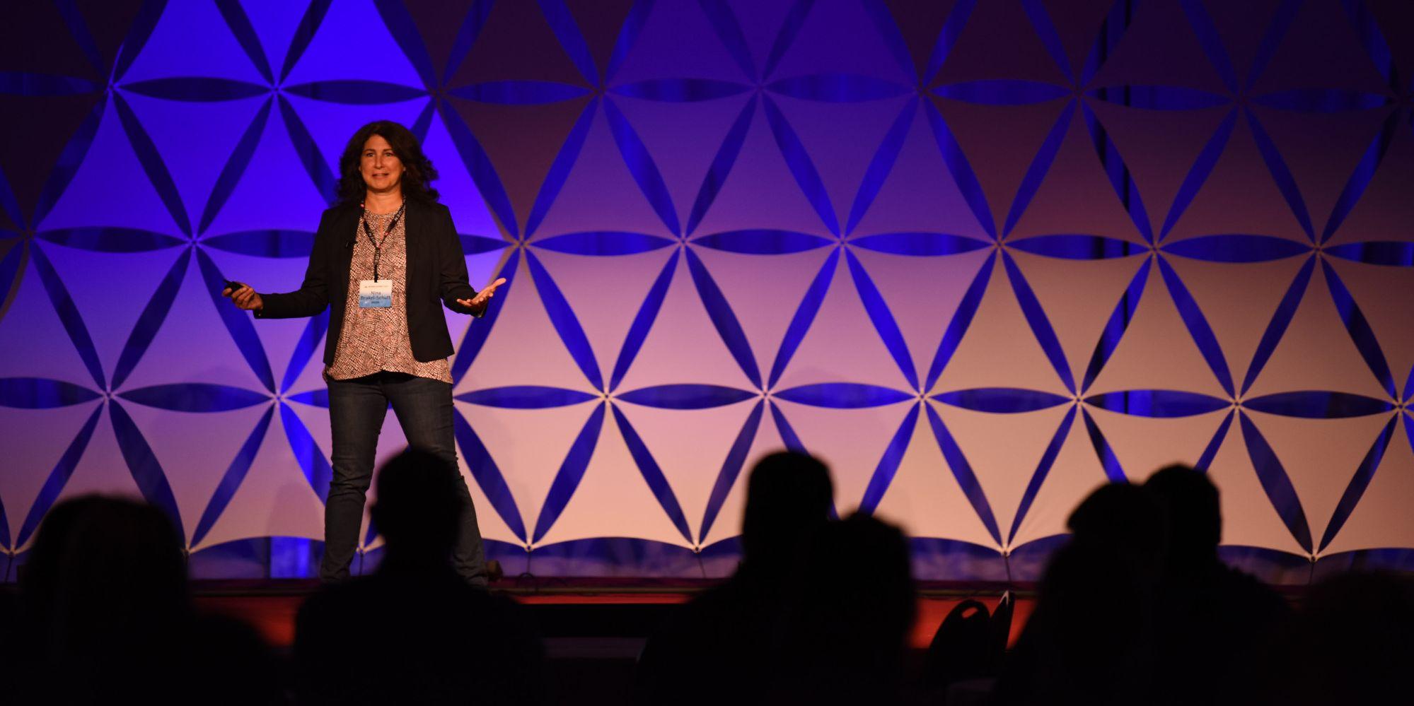 Widen Summit Nina Brakel-Schutt shares Widen Connectivity Report