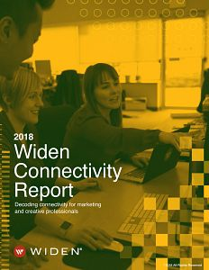 2018 Widen Connectivity Report