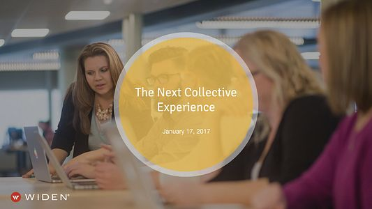 The Next Collective Experience