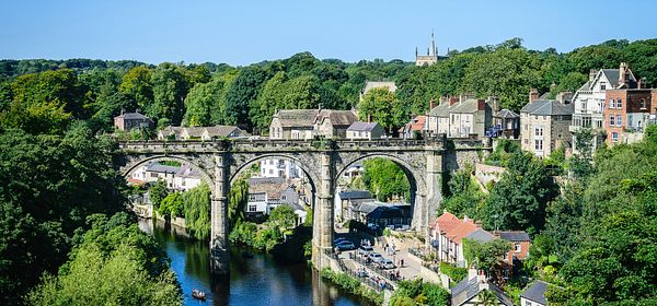 Knaresborough, UK, Remote Location