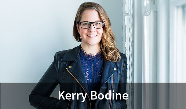 Kerry Bodine - CEO, Kerry Bodine & Co.