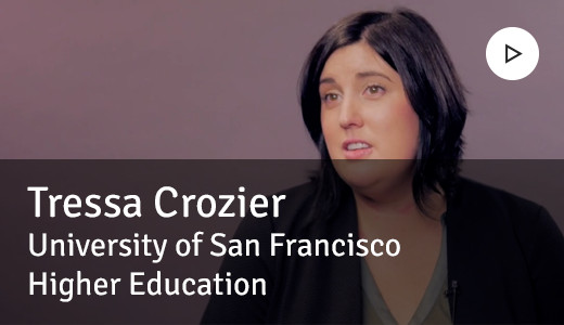 Tressa Crozier - University of San Francisco