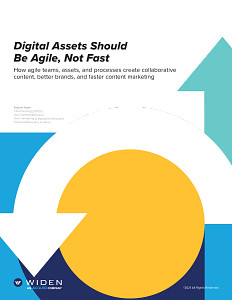 Digital Assets Should Be Agile, Not Fast