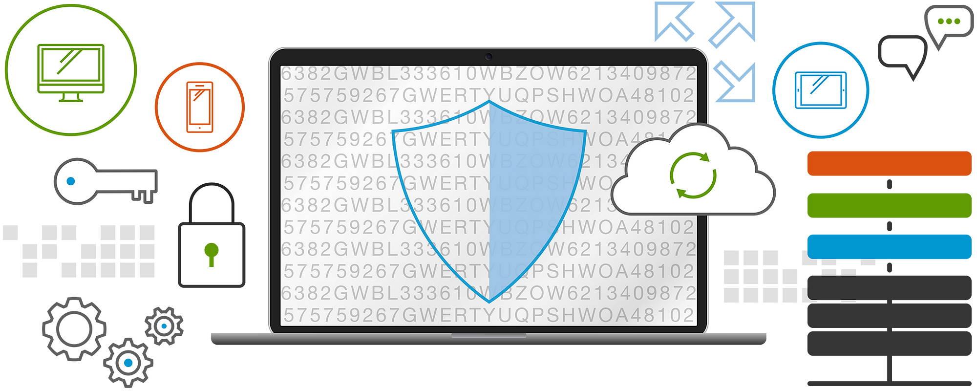 Widen Collective Cloud Services Encryption, Security, and Scalability
