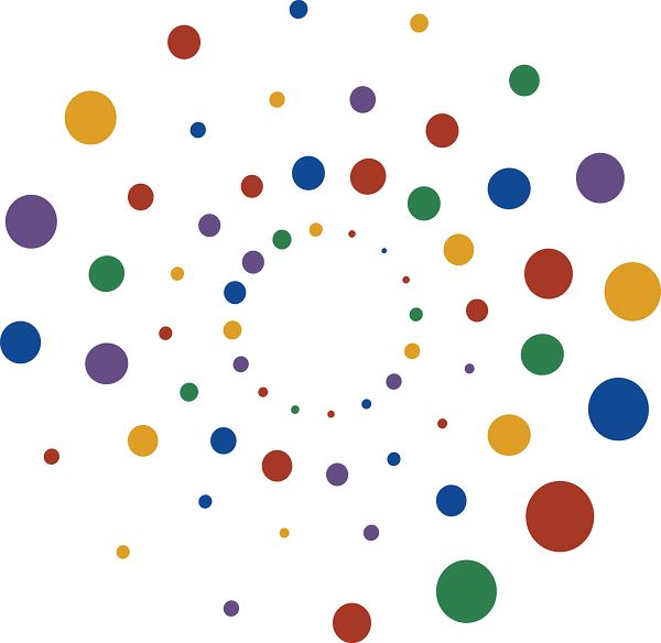 Radiating-circles-in-Widen-brand-colors
