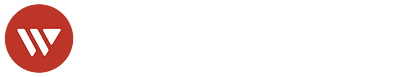 Widen Digital Asset Management Reverse Logo