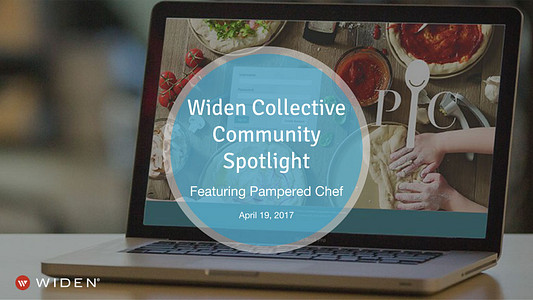 Collective Community Series featuring Pampered Chef