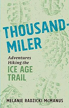 Cover of book titled Thousand-miler